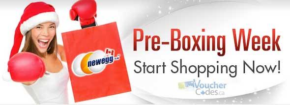 Newegg.ca Pre-Boxing week sale