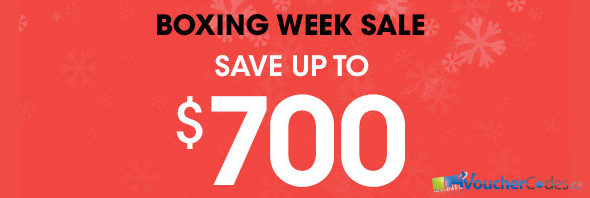 Sony Boxing Week