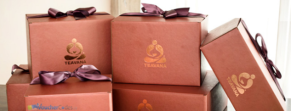 Up to $10 off at Teavana