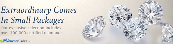10% off regular priced jewellery at Blue Nile