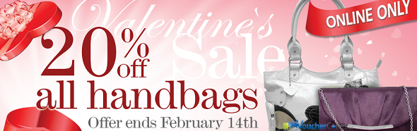 20% off Handbags at Bentley bags