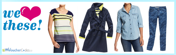 20% off at Old Navy