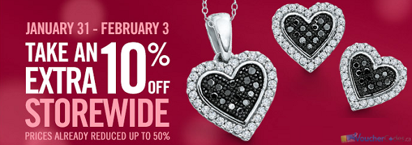 $20 off when you spend $200 or more at Peoples Jewellers
