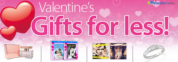 Valentine's Day for less at Wal-mart