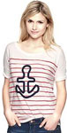 Gap Anchor Striped Tee