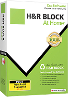 H&R Block 2012 Home Software