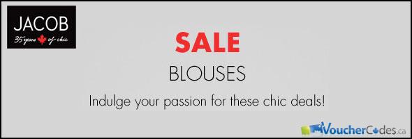 Jacob Blouses Sale