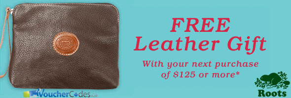Roots Free Leather Gift