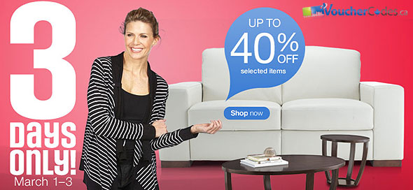 Sears March 3 Day Sale