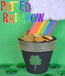 Potted Rainbow