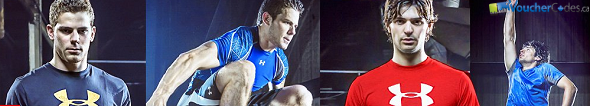 Free Shipping exclusive at Under Armour Canada