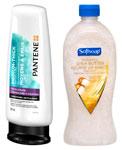 Walmart Pantene & Softsoap