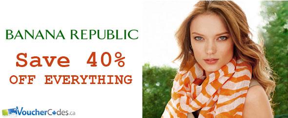 Banana Republic Save 25%