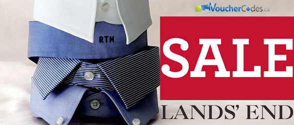 Land's End 20% Off