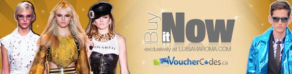 LuisaViaRoma Exclusive 25% Off Sale Items