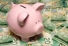 Personal Finance Piggy Bank
