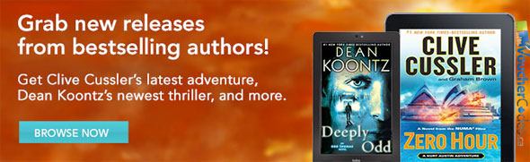 KoboBooks 80% Off Bestsellers
