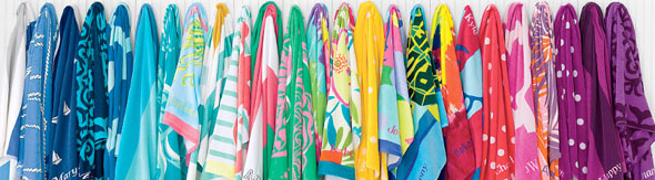 Lands' End Beach Towels