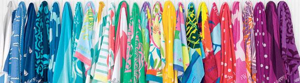 Lands' End Beach Towels