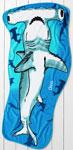 Kids' Shark Towel