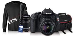 Canon Deluxe Kit