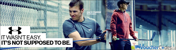 Under Armour VoucherCodes.ca Exclusive