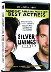 Silver Linings Playbook DVD