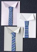 Suit & Tie Card