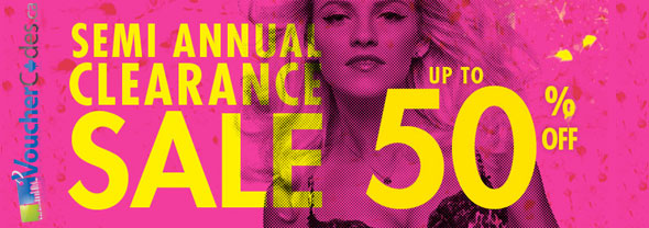 La Senza Clearance Sale