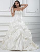 Formal Ball Gown Wedding Dress