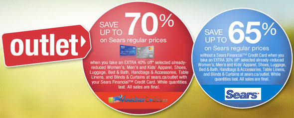 Sears Outlet Event