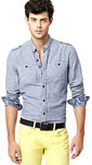 Sahov Men's Shirt