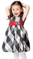 Newberry Plaid Dress
