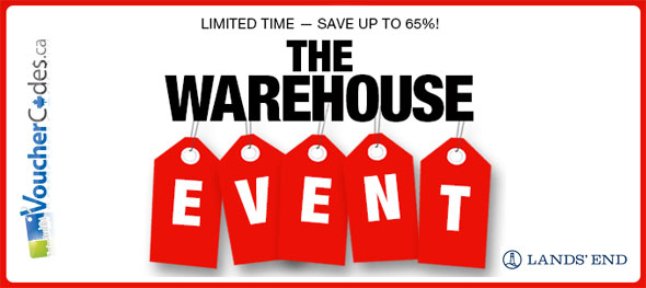 Lands' End Warehouse Event