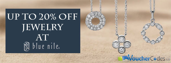 Blue Nile Up To 20% Off