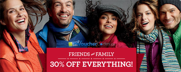 Lands' End Friends And Family Sale