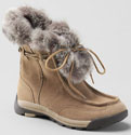 Powder Belle Booties