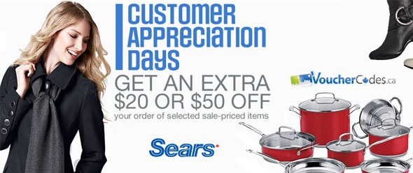 Sears Customer Appreciation Days